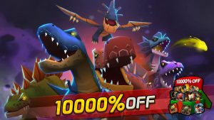 Call of Mini Dino Hunter Mod APK for Android