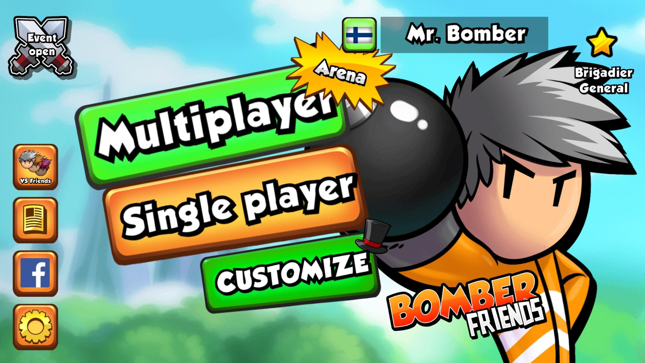 Bomber Friends Mod APK for Android Free Download