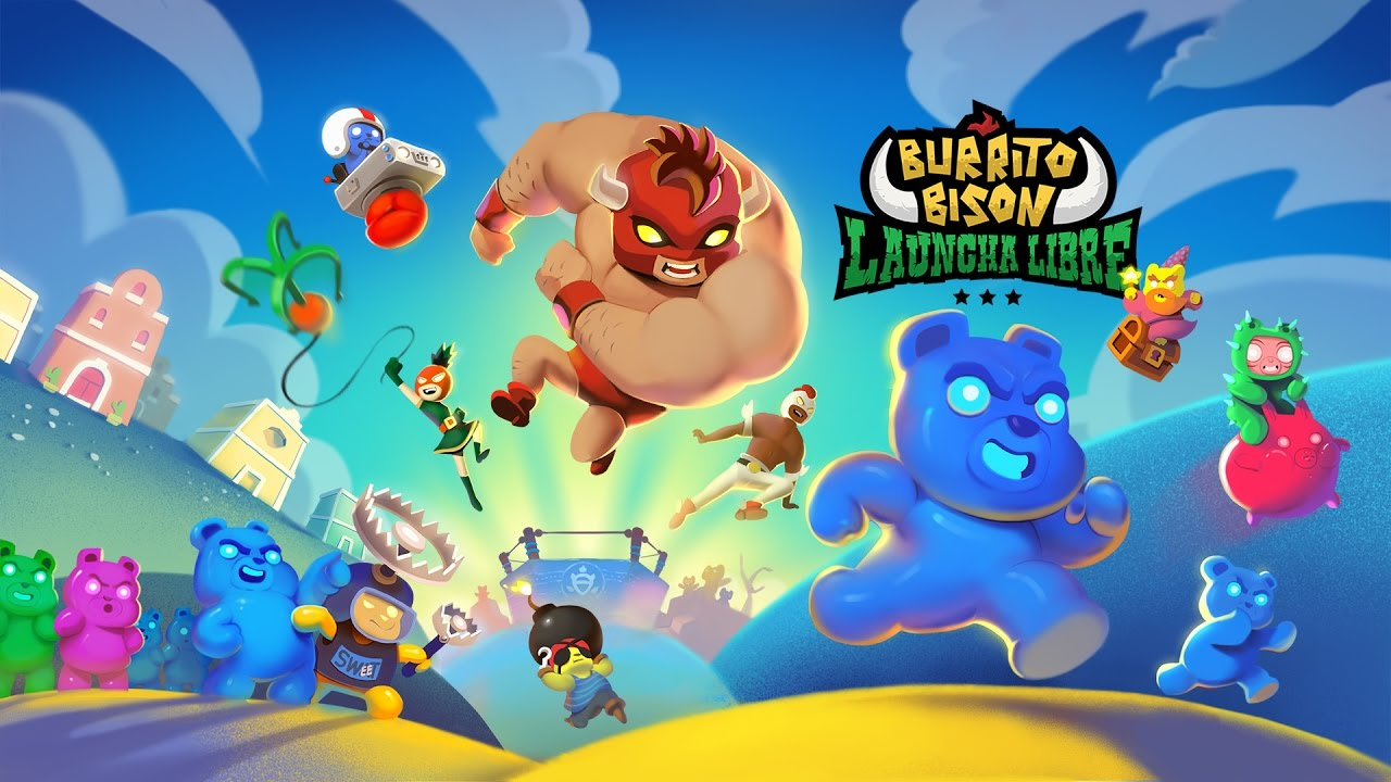 Free Download Burrito Bison MOD APK