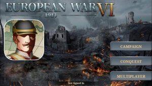 European War 6 MOD