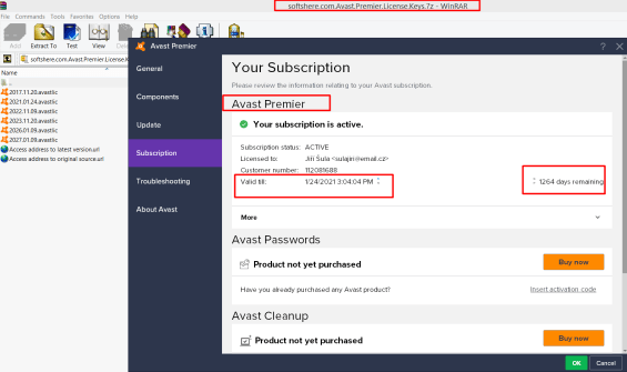 Avast-Cleanup-Activation-Key-2018 | Techstribe
