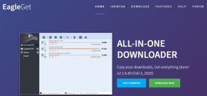 Alternatives to Internet Download Manager