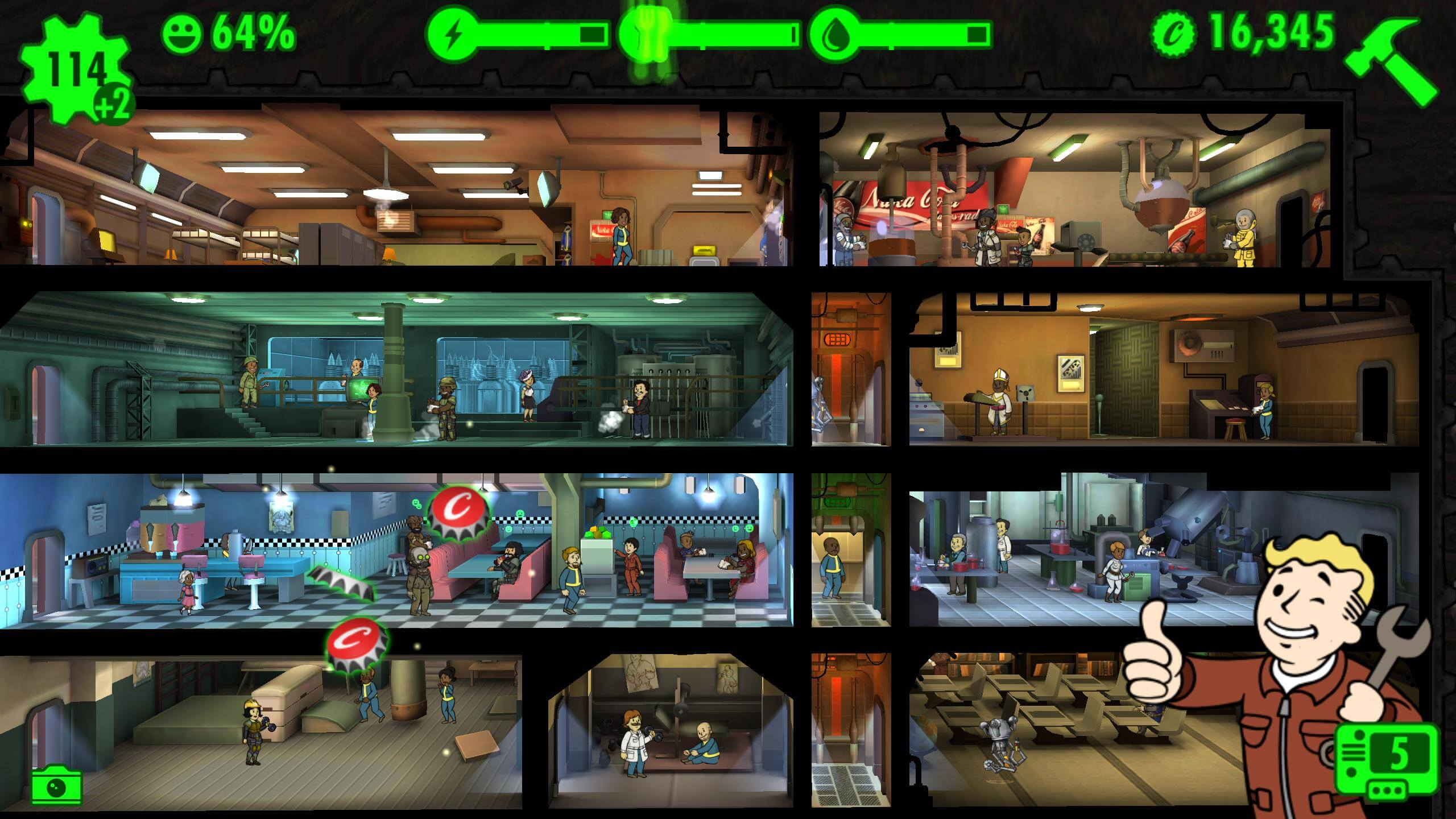 How to Download Fallout Shelter MOD APK?