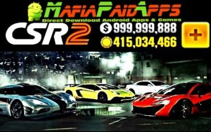 Download CSR Racing 2 MOD APK