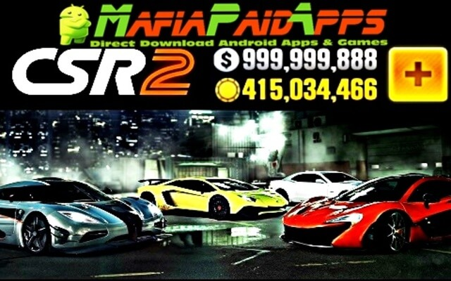 Download CSR Racing 2 MOD APK