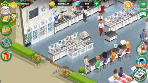 My Cafe Mod APK Unlimited Coins and Diamonds