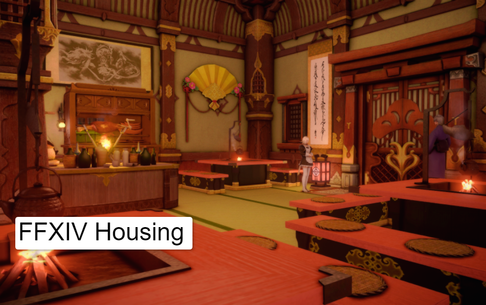 How to FFXIV Housing?