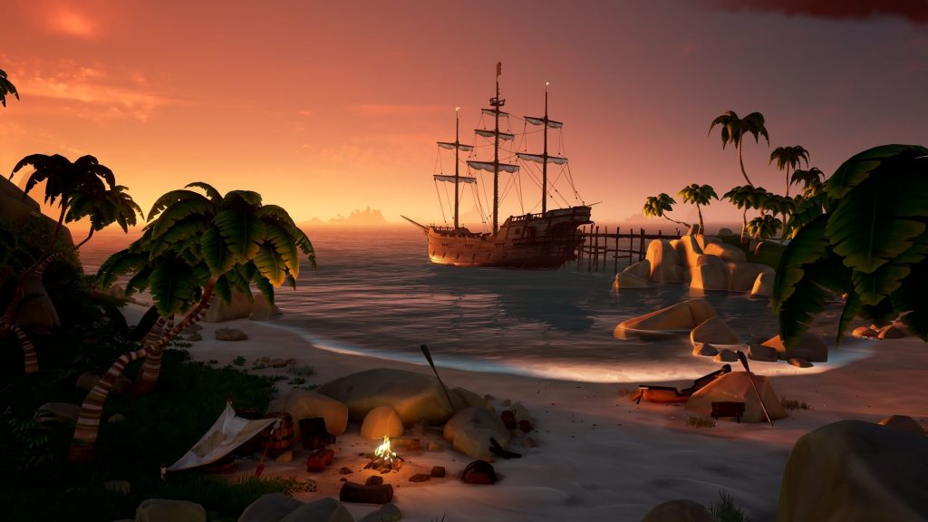 Sea Of Thieves system reuirements