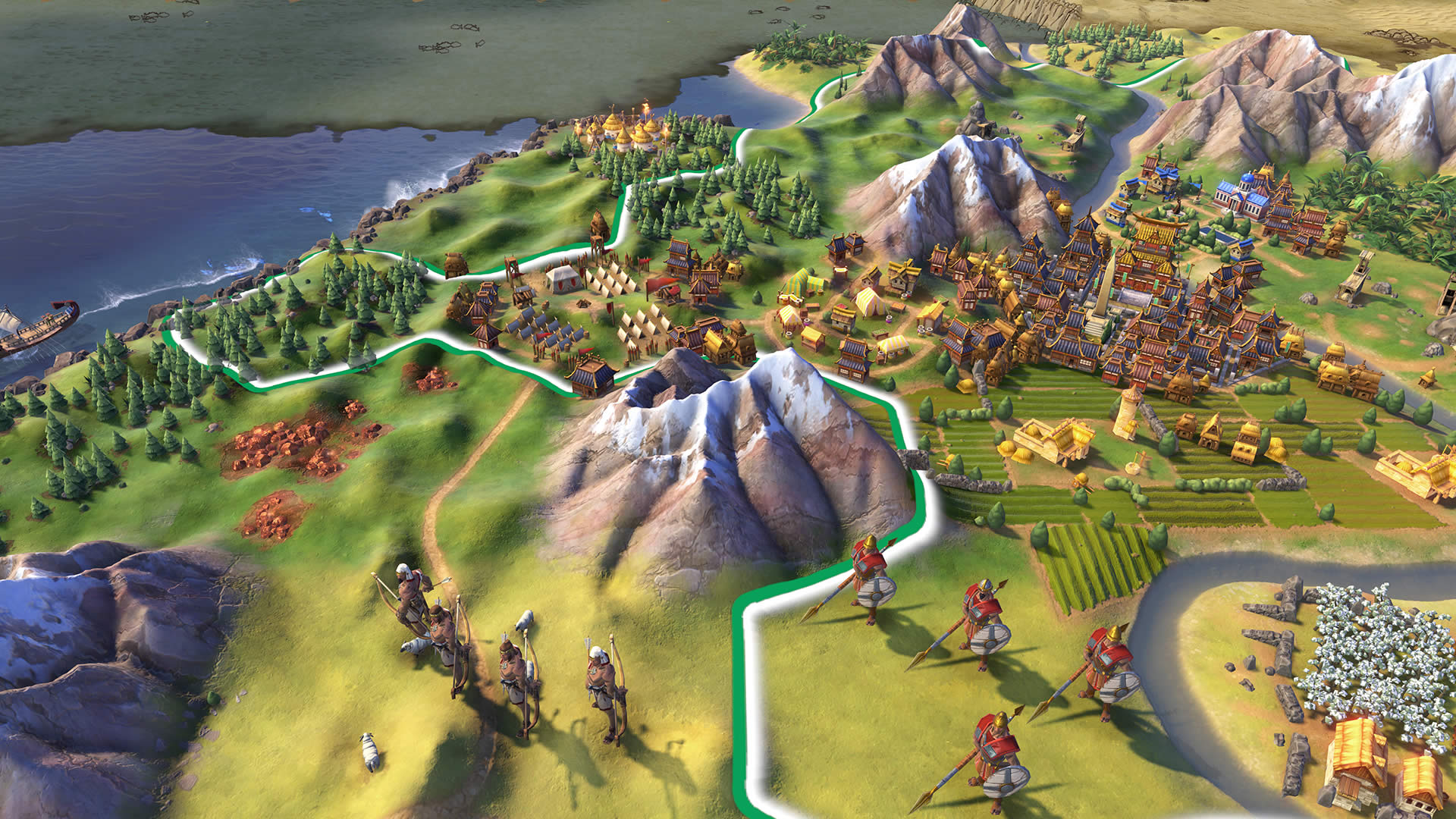 Civilization 6 System Requirements