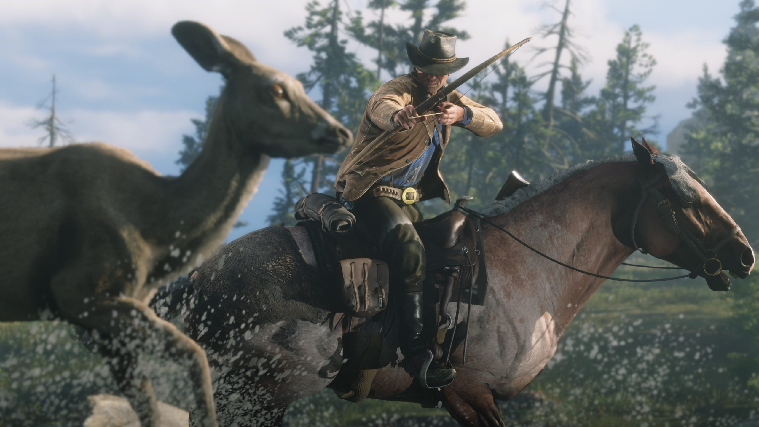Red Dead Redemption 2 System Requirements