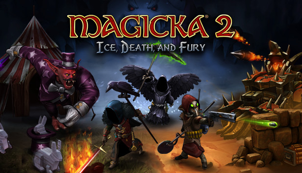 Magicka 2 Ice Death And Fury System Requirements