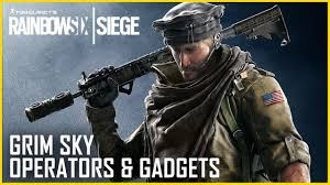 Tom Clancys Rainbow Six Siege Grim Sky System Requirements