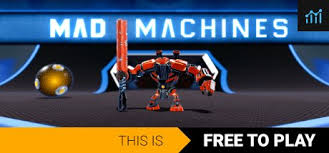 Mad Machines System Requirements