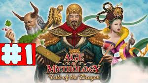 Age Of Mythology Ex Tale Of The Dragon System Requirements