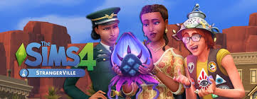 The Sims 4 Strangerville System Requirements