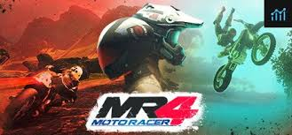 Moto Racer 4 System Requirements